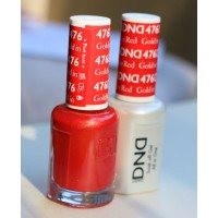 DND Matching Color Gel & Nail Lacquer