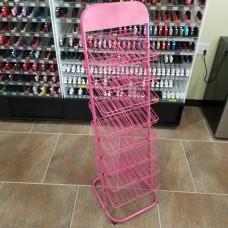 Nail Rack Display Stand