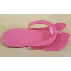 Foam Pedicure Slippers, 600 Pairs