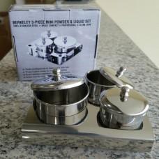 3-Piece Mini Powder & Liquid Set