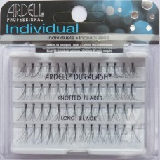 Ardell Individual Flare Knotted Long Black Lashes