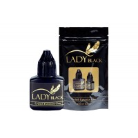 Lady Black Eyelash Extension Glue, 5g