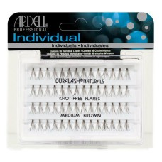 Ardell Naturals Medium Knot Free Brown Lashes