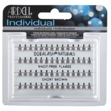 Ardell Naturals Short Knot Free Brown Lashes