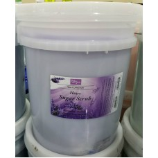 BeBeauty Lavender Honey Sugar Scrub, 5 Gallon