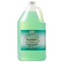 BeBeauty Cool Mint Massage Oil, 1 Gal