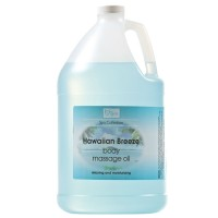 BeBeauty Hawaiian Breeze Massage Oil, 1 Gal
