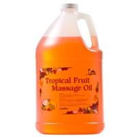 BeBeauty Tropical Fruit Massage Oil, 1 Gal