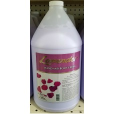 KDS Lavender Hand & Body Cream, 4 Gallon