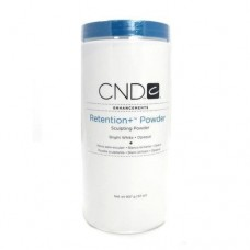 CND Retention+ Sculpting Powder - Bright White, 32oz