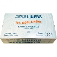Paraffin Protecting Liners, Extra Large Size