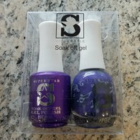 SUPERSTAR 2017 New Edition Gel Color & Matching Polish