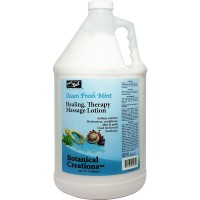 Pro Nail Ocean Fresh Mint Healing Therapy Massage Lotion, 1 Gallon