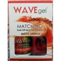 WaveGel Matching Soak-Off Gel & Nail Lacquer