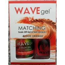 WaveGel Matching Soak-Off Gel & Nail Lacquer
