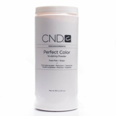 CND Perfect Color Sculpting Powder Pure Pink, 32 Oz