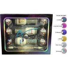 Aora The 1 Chrome Powder Kit
