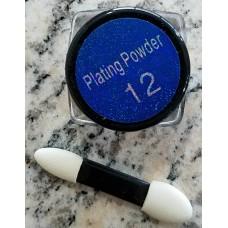 Chrome Mirror Powder Blue