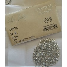 1440 Pcs Crystal SS6 Stones