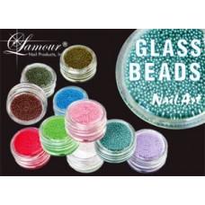 Lamour Glass Beads