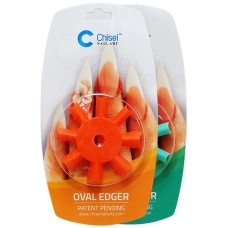 Chisel Nail Art - Oval Edger