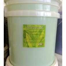 KDS Green Tea Sugar Scrub, 5 Gallon