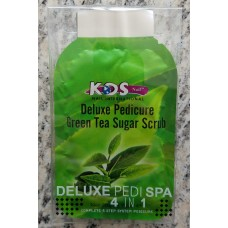 KDS Deluxe Spa Pedi 4 in 1 - Green Tea