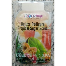 KDS Deluxe Pedi Spa 4 in 1 - Tropical