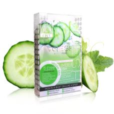 Voesh Pedi In A Box Deluxe 4 Step - Cucumber Fresh