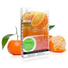 Voesh Pedi In A Box Deluxe 4 Step - Tangerine Twist